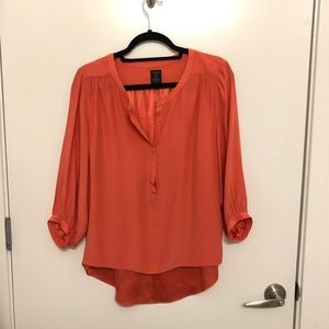 Rag and Bone x Barney's Co-op Blouse